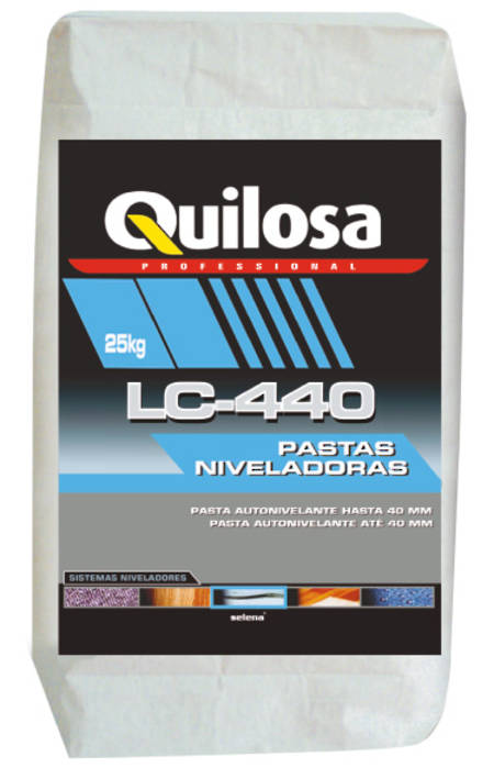 Quilosa Leveling Compound - 40mm, 25kg