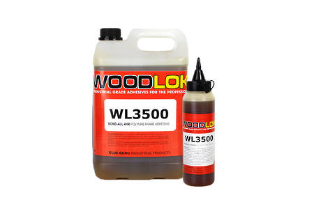 WOODLOK 3500 Liquid Polyurethane Glue