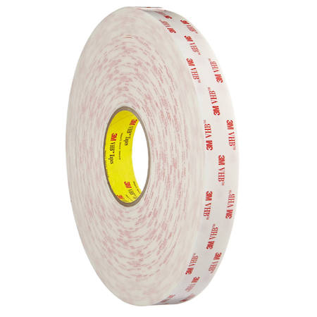 3M 4945 VHB Tape 33mtr White (1.1mm)