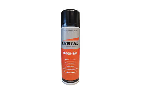 CANTAC FLOOR-TAC Aerosol Contact Adhesive 575ml