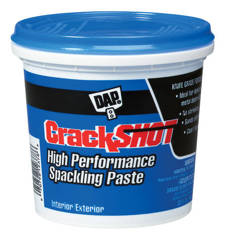 DAP Crackshot High Performance Filler 946ml