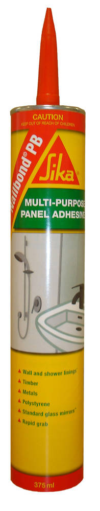SIKA Nailbond PB Adhesive 375ml Cartridge