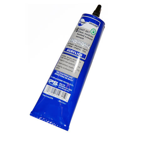 WELD-ON 16 Acrylic Plastic Cement 146ml