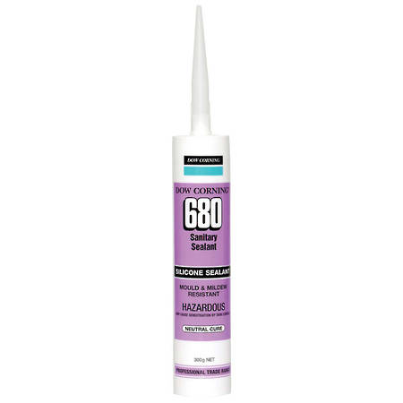 DOW CORNING 680 Neutral Silicone  300ml