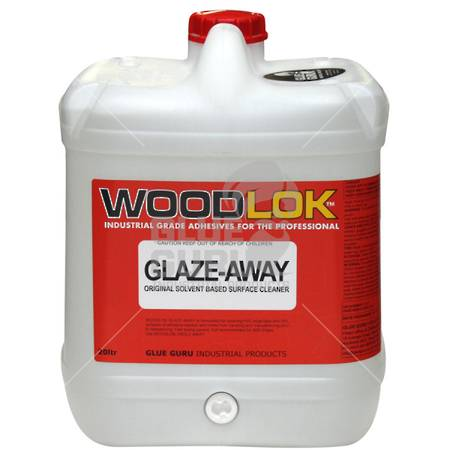 WOODLOK GLAZE-AWAY Solvent Cleaner