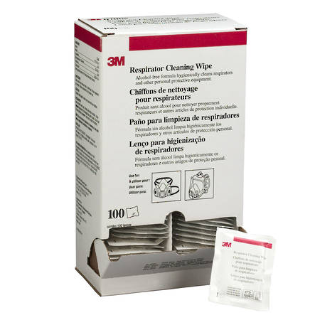 3M 504 Cleaning Wipes 100 pack