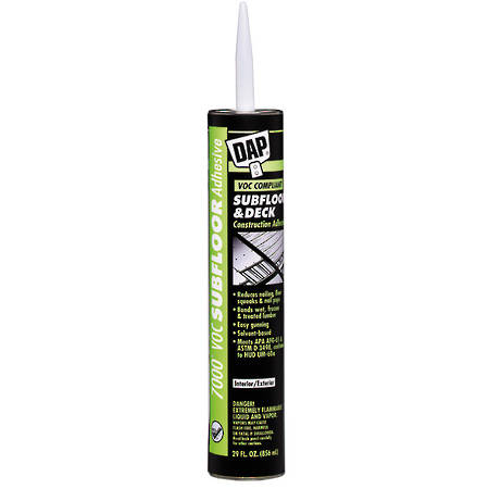 DAP 7000 Low VOC Sub Floor Adhesive 828ml