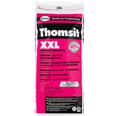 THOMSIT XXL Premium Leveling Compound 25kg